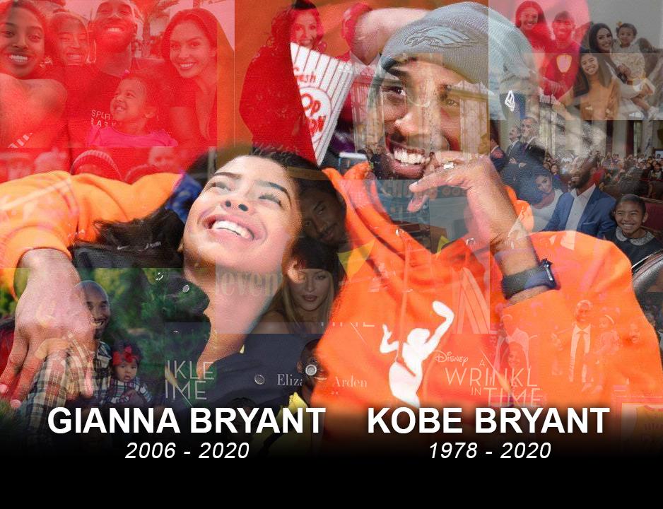 Kobe gianna bryant family