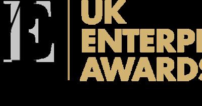 Nominated for The UK Enterprise Awards!