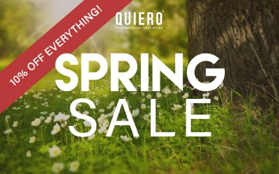 Spring Sale – 10% OFF Everything!