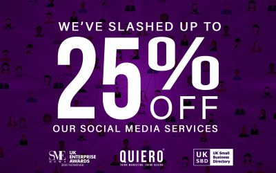 Up to 25% OFF Social Media Subscriptions!